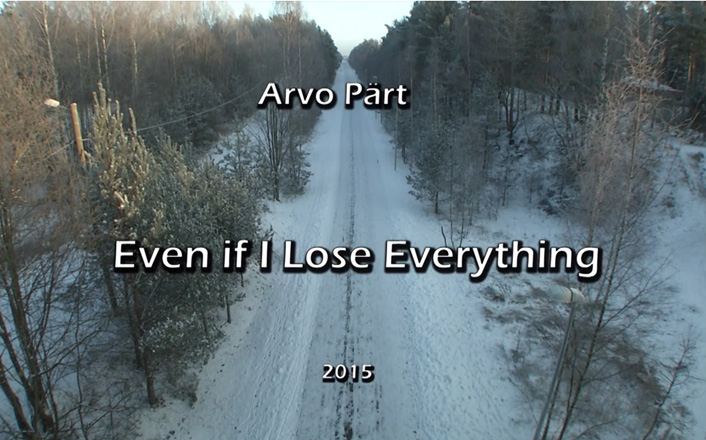 Even if I Lose Everything