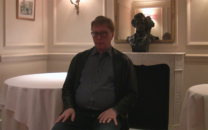 Georg Friedrich Haas on his opera Morgen und Abend (c) Universal Edition